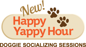 Happy Yappy Hour logo